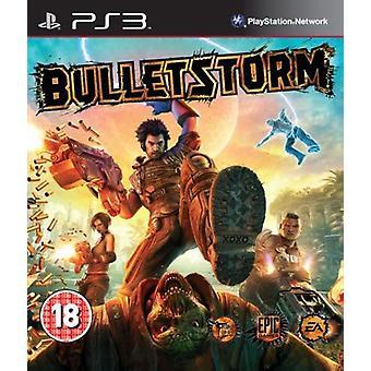 Bulletstorm PS3 spill