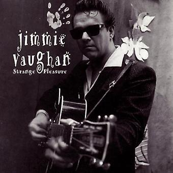 Jimmie Vaughan - merkelig nytelse [DVD] USA import
