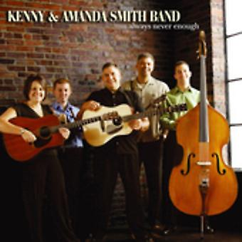 Kenny Smith & Amanda - Always Never Enough [CD] USA import