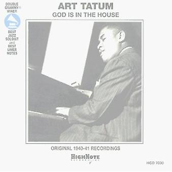 Art Tatum - God Is in the House [CD] USA import