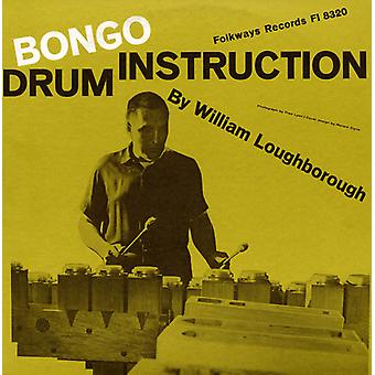 William Loughborough - Bongo Drum Instruction [CD] USA import
