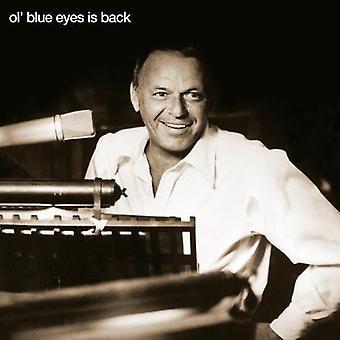 Frank Sinatra - Ol Blue Eyes Is Back [CD] USA import