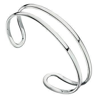 925 braccialetto d'argento alla moda