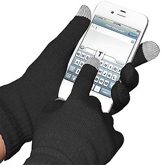 3 Pairs Glove Gloves for Touch Screen Devices Smartphone iPhone iPad Tablet - Boolavard® TM