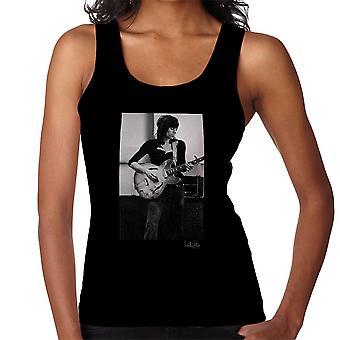 Rolling Stones Keith Richards pelissä kitara naisten liivi