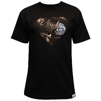 Diamond Supply Co Grave Diggers T-shirt Black