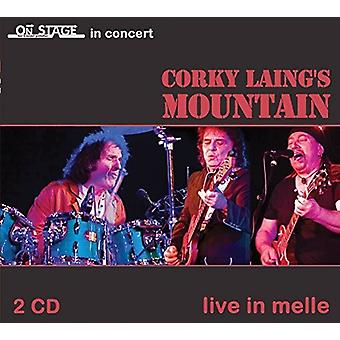 Corky Laing's Mountain - Live in Melle [CD] USA import