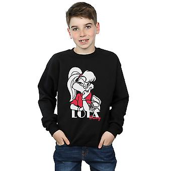 Looney Tunes garçons classique Lola Bunny Sweatshirt