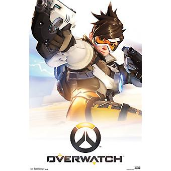 Overwatch - Key Art Poster Poster Print
