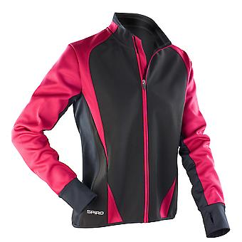 Spiro Womens/Ladies Freedom Softshell Sports/Training Jacket
