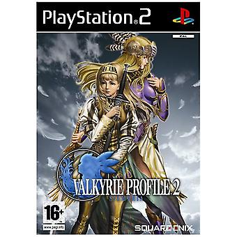 Valkyrie Profile 2 Silmeria (PS2) - New Factory Sealed