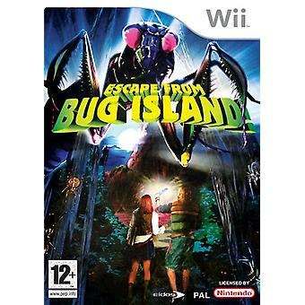 Escape from Bug Island (Wii) - New