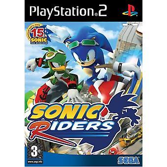 Sonic Riders (PS2) - Neu