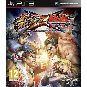 Street Fighter X Tekken (PS3) - Factory Sealed