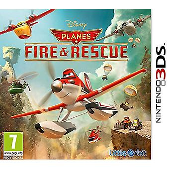 Disney Planes Fire and Rescue (Nintendo 3DS) - New