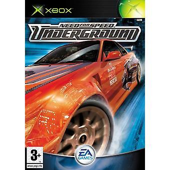 Need for Speed Underground (Xbox) - New