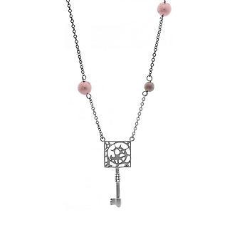 Misaki ladies necklace stainless steel JOSEPHINE KEY QCRPJOSEPHINEKEY