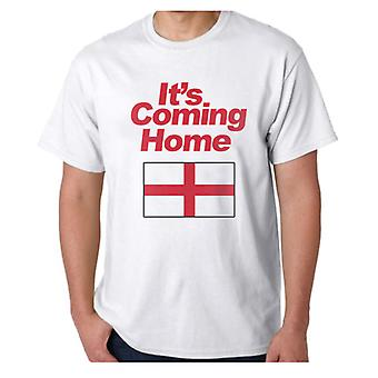 Es is Coming Home - White t-shirt