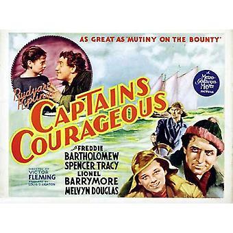 Captains Courageous Movie Poster (11 x 17)