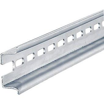 Rittal PS 4934.000 DIN rail perforated Steel plate 555 mm 1 pc(s)