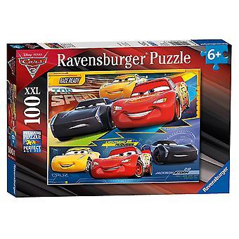 Ravensburger Disney Pixar Cars 3 XXL Jigsaw Puzzle - 100 Stück