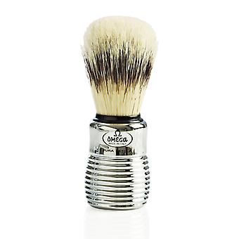 Omega 80280 Cerdas Puras brocha de afeitar