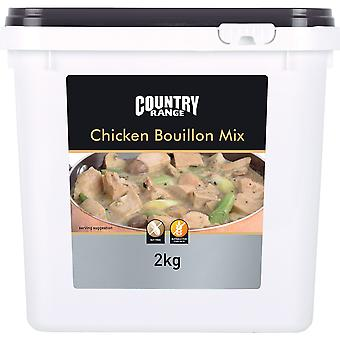 Country Range Gluten Free Chicken Bouillon Powder Mix