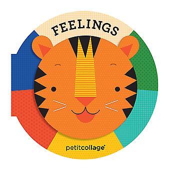 Petit Collage Feelings Board Book