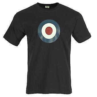 Nieuwe Combat met Target afgedrukt T-shirt