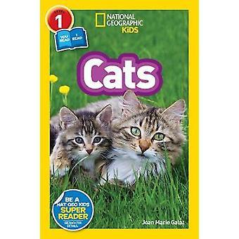 National Geographic Kids Leser - Katzen (National Geographic Kids lesen