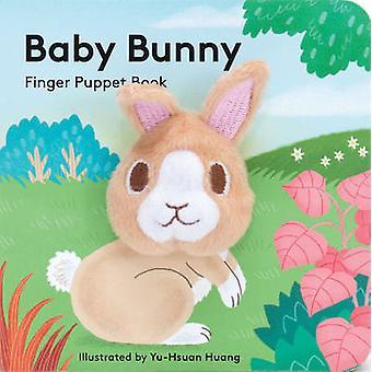 Bebé conejito - libro marioneta dedo Yu Hsuan Huang - libro 9781452156095