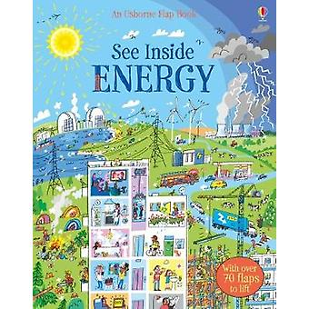 See Inside Energy by Alice James - 9781474917964 Book