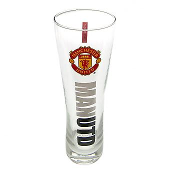 Manchester United FC Official Tall Beer Glass