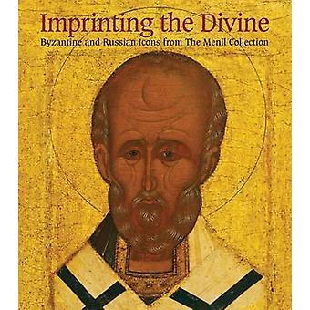 Imprimer les icônes Divine - byzantins et russes sur le Col du Menil