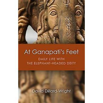 Zu Füßen des Ganapati - Alltag mit der elefantenköpfige Gottheit von Davi