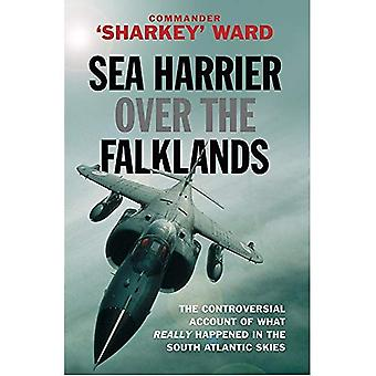 Sea Harrier au cours de la guerre des Malouines