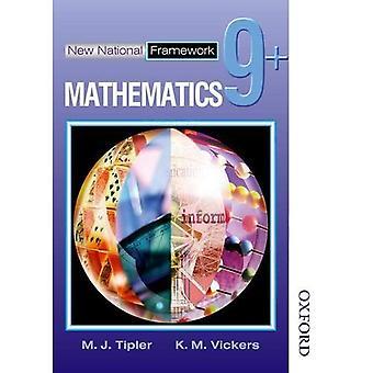 Book nouveaux élèves mathématiques 9 + cadre National: Plus de 9
