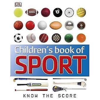 Kinderboek van de Sport