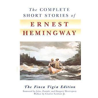 Die komplette Kurzgeschichten von Ernest Hemingway