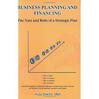 Forretningsplanlegging og finansiering