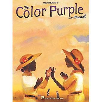 Purpurfärgen: En ny musikal