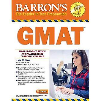 Barron's GMAT, 2nd Edition