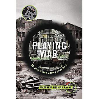 Spielen Krieg: Militärische Videospiele nach 9/11