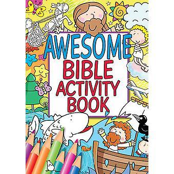 Awesome Bibelen aktivitet bog (1. ny udgave) - 9781781282953 bog