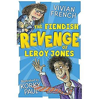 De duivelse wraak van Leroy Jones