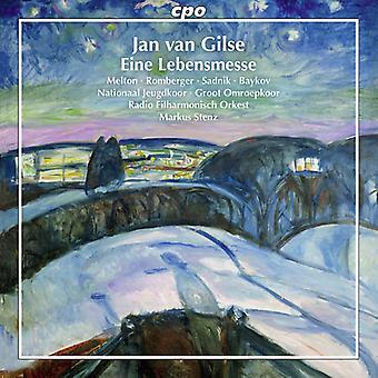 Gilse / Melton / Romberger / Sadnik / Stenz, M. - Eine Lebensmesse [CD] USA import