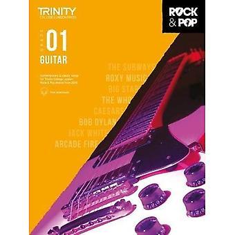 Trinity Rock & Pop 2018 Guitar Grade 1 - Trinity Rock & Pop 2018 (Sheet music)
