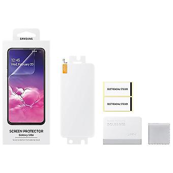 Samsung 2 Pack screen protector film for Galaxy S10e G970F ET-FG970CTEGWW new