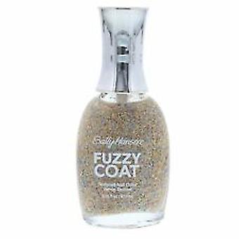 Sally Hansen nagellak Fuzzy jas 9.14ml - 200 All Yarned omhoog