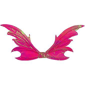 フェアリー オパール ピンクを翼します。